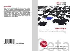 Buchcover von Ubermind