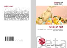 Bookcover of Rabbit at Rest