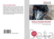 Bookcover of Rufous-Headed Hornbill