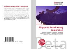 Capa do livro de Singapore Broadcasting Corporation