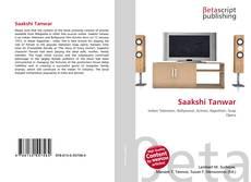 Buchcover von Saakshi Tanwar