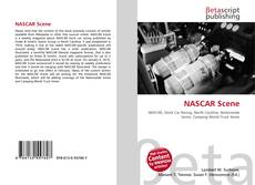 NASCAR Scene kitap kapağı
