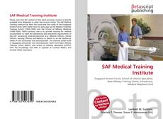 Couverture de SAF Medical Training Institute