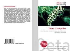 Zebra Caterpillar kitap kapağı