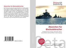 Copertina di Abzeichen für Blockadebrecher