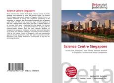 Bookcover of Science Centre Singapore
