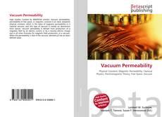 Bookcover of Vacuum Permeability