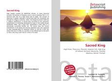 Sacred King kitap kapağı