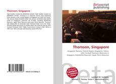 Bookcover of Thomson, Singapore
