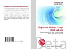 Capa do livro de Singapore Airlines Cargo Destinations