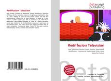 Bookcover of Rediffusion Television