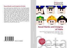 Bookcover of Naval Ranks and Insignia of India