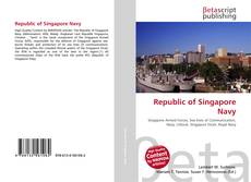 Bookcover of Republic of Singapore Navy