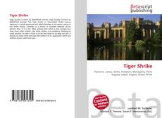 Tiger Shrike的封面