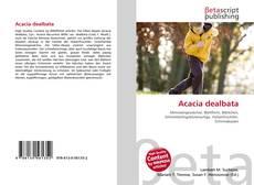 Acacia dealbata kitap kapağı