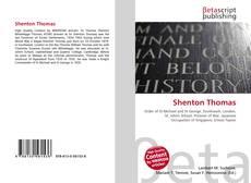 Buchcover von Shenton Thomas