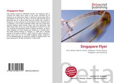 Bookcover of Singapore Flyer