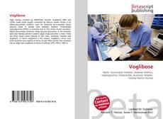 Bookcover of Voglibose