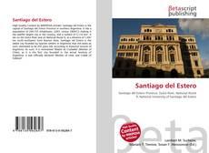 Обложка Santiago del Estero