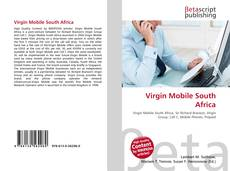 Virgin Mobile South Africa的封面