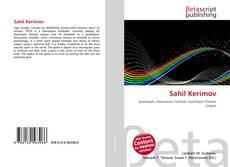 Bookcover of Sahil Kerimov