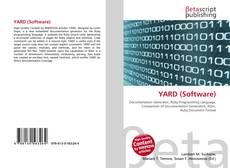 Buchcover von YARD (Software)