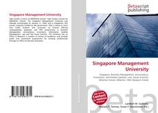 Bookcover of Singapore Management University