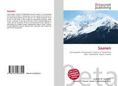 Buchcover von Saanen
