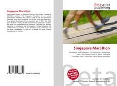 Bookcover of Singapore Marathon