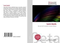 Bookcover of Sahil Malik