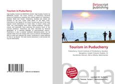 Portada del libro de Tourism in Puducherry
