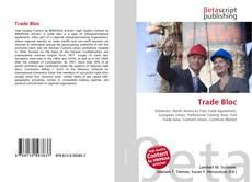 Bookcover of Trade Bloc