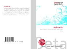 Bookcover of Uchan-Su