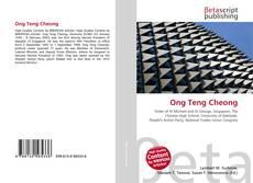 Ong Teng Cheong的封面