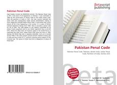 Borítókép a  Pakistan Penal Code - hoz