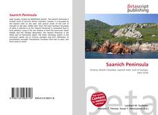 Capa do livro de Saanich Peninsula