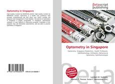 Bookcover of Optometry in Singapore