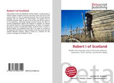Bookcover of Robert I of Scotland