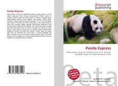 Bookcover of Panda Express