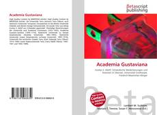 Bookcover of Academia Gustaviana