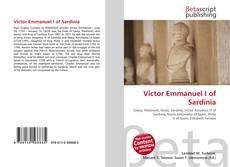 Copertina di Victor Emmanuel I of Sardinia