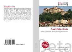 Capa do livro de Saarpfalz- Kreis