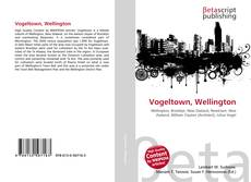 Bookcover of Vogeltown, Wellington