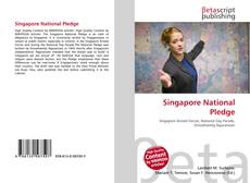 Capa do livro de Singapore National Pledge