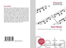 Bookcover of Sami Music
