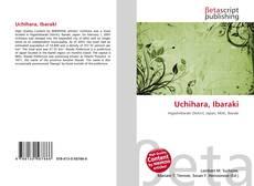 Uchihara, Ibaraki kitap kapağı