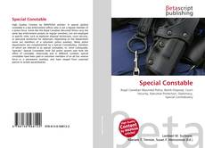 Bookcover of Special Constable