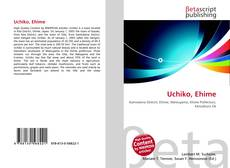 Bookcover of Uchiko, Ehime
