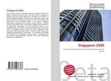 Bookcover of Singapore 2006