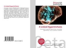 Bookcover of X-Linked Hypertrichosis